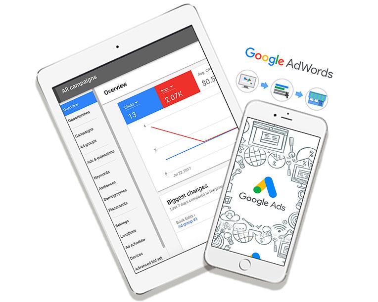 expertos en google adwords